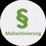 Mailarchivierung Webhoster für EMail und Archivierung, vServer, Hosted-Exchange, VPN und QR Code Kontakterfassung
